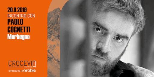 Crocevia - Incontro con Paolo Cognetti