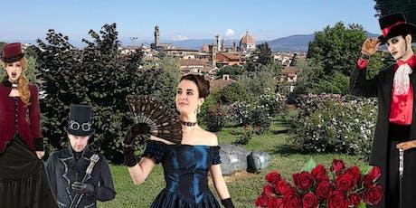 Fantasia e Mistero. Giornata Fotografica al Giardino delle Rose biglietti