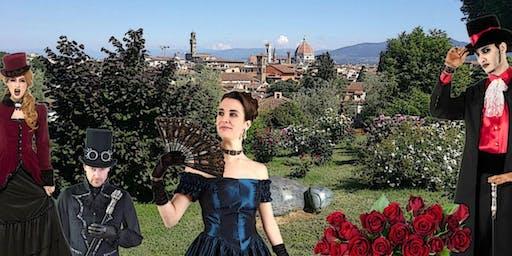 Fantasia e Mistero. Giornata Fotografica al Giardino delle Rose