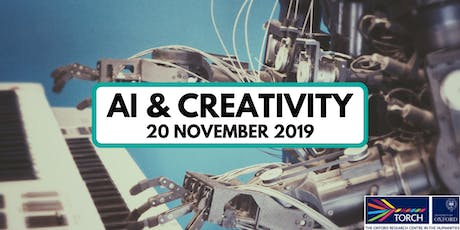 AI & Creativity tickets