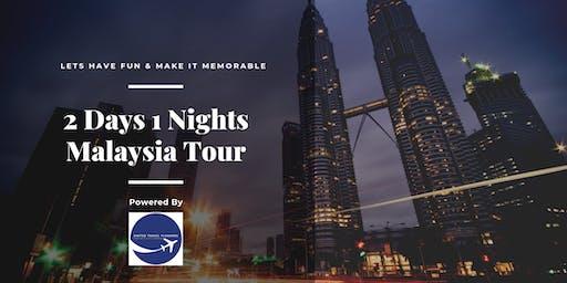 2D1N Malaysia Fun Family Tour
