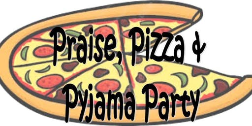 Praise, Pizza and Pyjama Party (Alternative to Halloween)