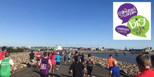 Big Social Run: Cardiff Bay 10k