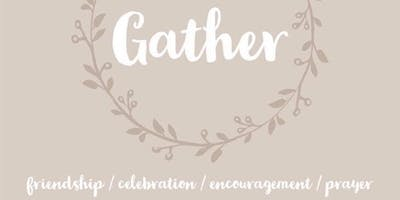 Gather (Ladies Group) - September 2019