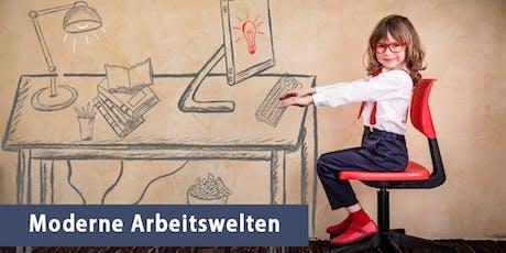 """Workshop """"Moderne Arbeitswelten"""" Tickets"""