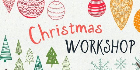 Christmas Wreath Making Workshop tickets