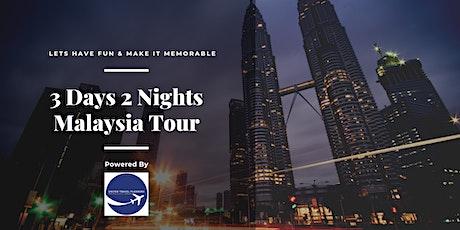 3D2N Malaysia Fun Family Tour tickets