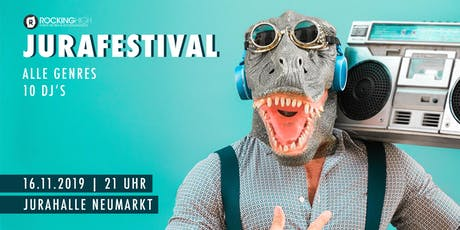 Jurafestival Tickets