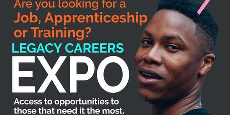 Legacy Careers Expo tickets