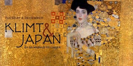 Klimt & Japan tickets