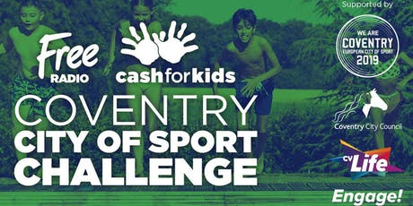 Coventry City of Sport Challenge Launch Event tickets