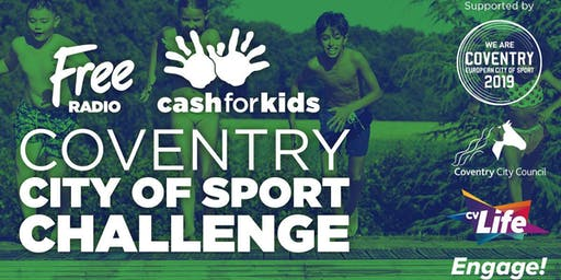 Coventry City of Sport Challenge Launch Event