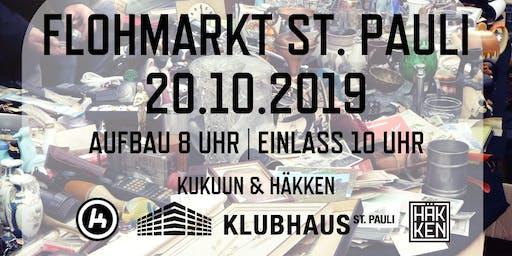 Flohmarkt St. Pauli VI
