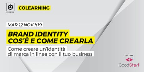 Brand Identity: cos'è e come crearla tickets