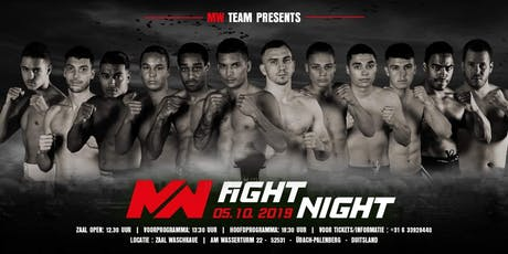 MW Fight Night tickets