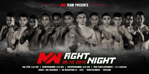 MW Fight Night