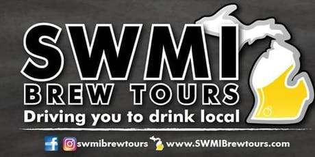 October 5th Brewery/Winery Tour tickets