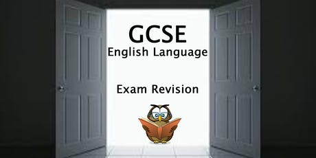 GCSE English Language Tuition tickets