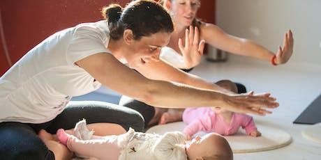 FREE Mamatoto Yoga and Massage Circle tickets