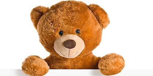 Mini Seedlings - Teddy Bear Hunt & Teddy Themed Crafts