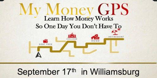 My Money GPS - Williamsburg