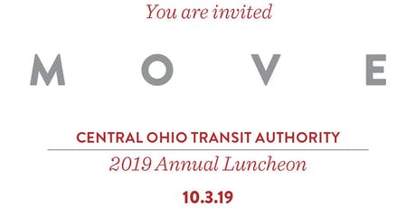 MOVE - COTA Annual Meeting & Luncheon 2019 tickets