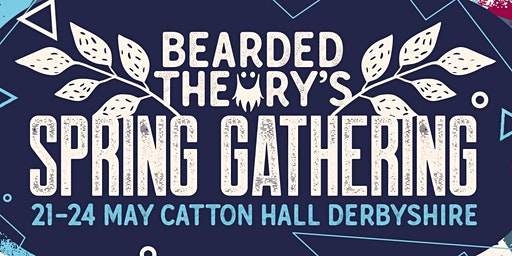 Bearded Theory Spring Gathering Deposit Scheme