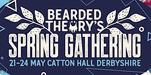 Bearded Theory Spring Gathering Deposit Scheme