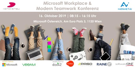 Microsoft Workplace & Modern Teamwork Konferenz Tickets