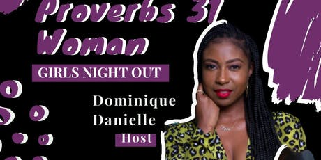 Becoming the Proverbs 31 Woman Girls Night Out tickets
