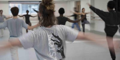 Professional Contemporary Class with Bawren Tavaziva at bbodance - Tue 17 September 2019
