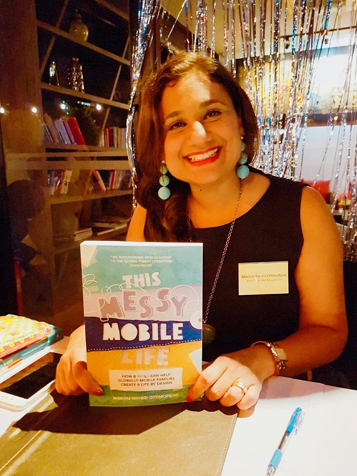 This Messy Mobile Life - Amsterdam Book Launch image