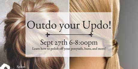 Outdo your Updo! tickets