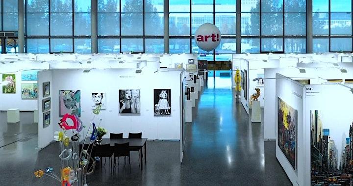 DISCOVERY ART FAIR Frankfurt 2021: Bild