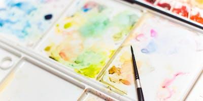 Paint & Sip Workshop