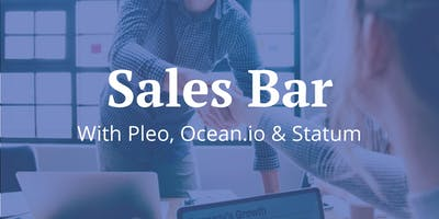 Sales Bar #4 | Pleo x Ocean.io x Statum | Talks, Beers & Pizzas