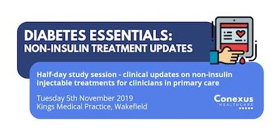 Diabetes Essentials: Non-Insulin Treatment Updates