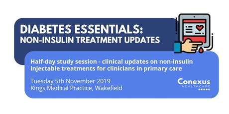 Diabetes Essentials: Non-Insulin Treatment Updates tickets