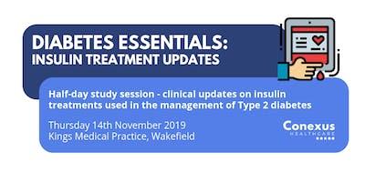 Diabetes Essentials: Insulin Treatment Updates