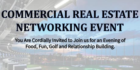 Commercial Real Estate Networking Event tickets