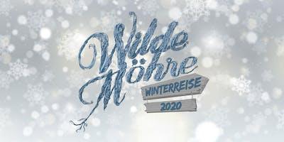 Wilde Möhre Winterreise