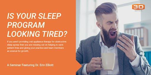 S1 - Sleep Apnea Implementation - Mar 27-28, 2020 - Raleigh, NC