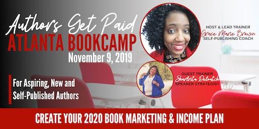 Authors Get Paid Atlanta Bookcamp