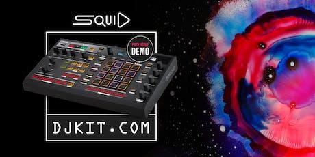 Pioneer DJ Drop-In Session & Toraiz Squid Masterclass tickets