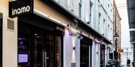 Business Junction's Covent Garden Networking Lunch at Inamo on 26.9.2019 tickets