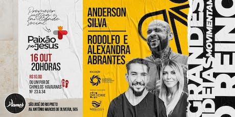 Paixão por Jesus - São José do Rio Preto / SP ingressos