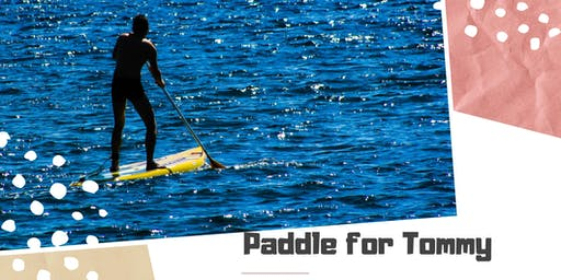 Paddle for Tommy