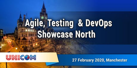 Agile, Testing and DevOps Showcase North tickets