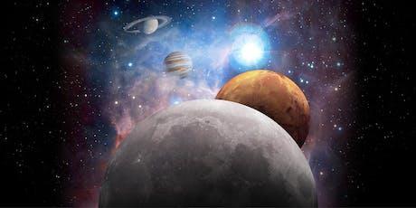 Preparare il futuro… Luna e Marte biglietti