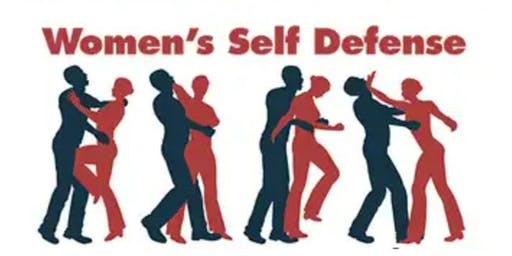 Ladies ONLY Self Defence